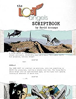 The Lost Angels Scriptbook by [Accampo, David]