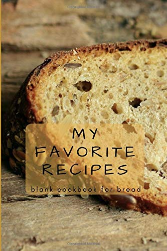 Mini Pocket Purse Blank Recipe Book Bread: Collect Favorite Cookbook Notes For Future Daughter & Grandkids In Custom Personal Cook Book; 120 Recipe Journal & Organizer; Small & Slim Food Planner