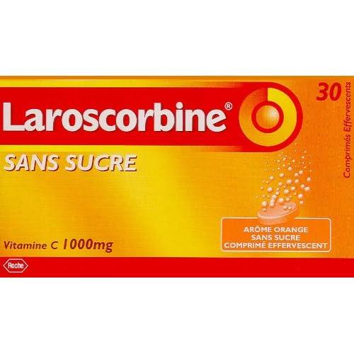 Amazon.com: Laroscorbine Sugar Free Vitamin C Effervescent