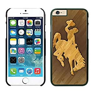 Iphone 6 Protective Skin NCAA-MOUNTAIN WEST Wyoming Cowboys 6 Iphone 6 4.7 Inches TPU Cover Case