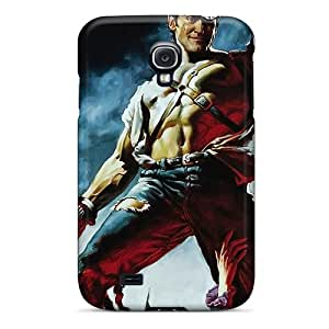 Megan A Ferguson Case Cover Protector Specially Made For Galaxy S4 Army Darkness Games
