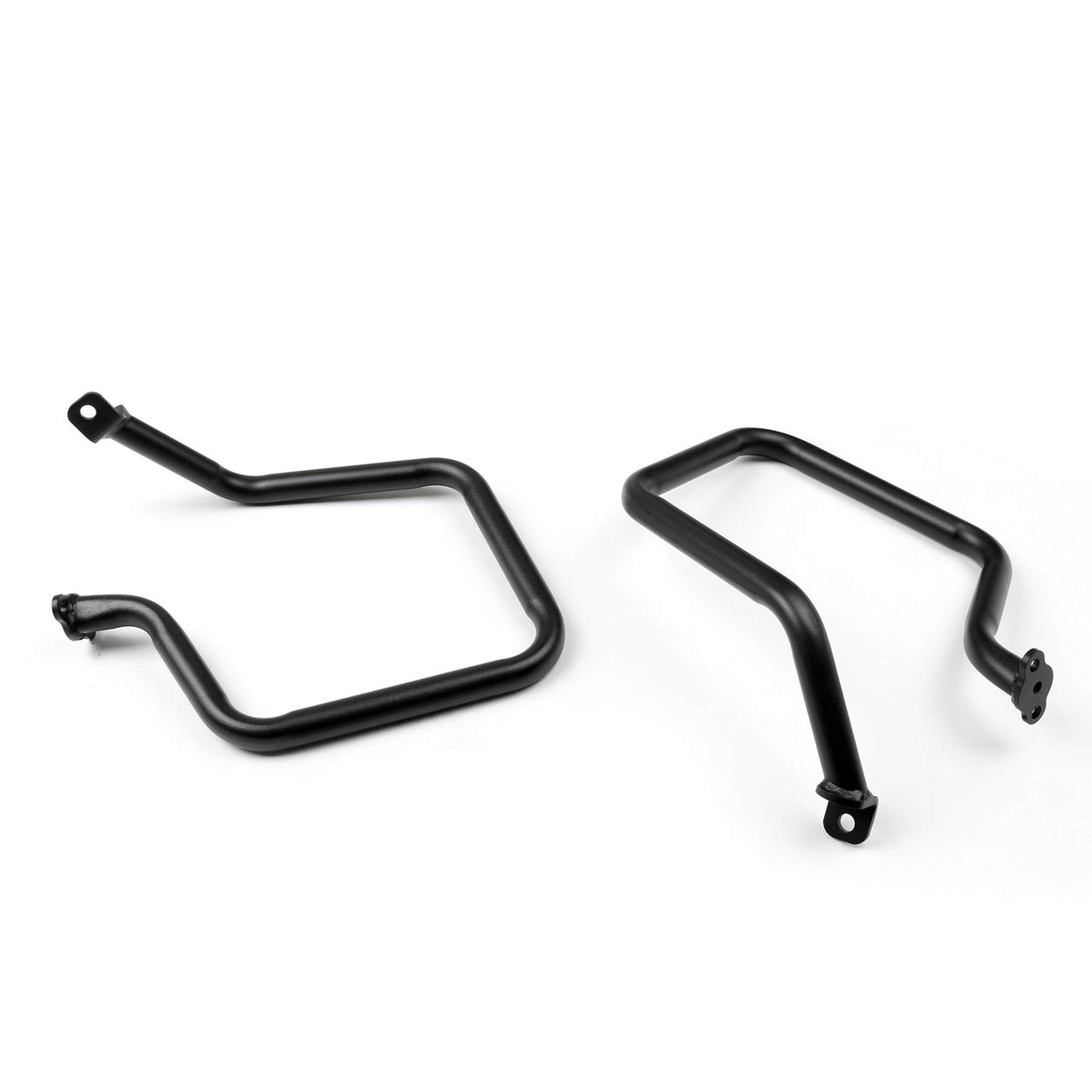 COPART Front Engine Guard Highway Crash Bars Engine Protectors for BMW R1200RT 2014-2017 Silver