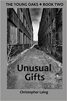 The Young Oaks Book Two Unusual Gifts Christopher Laing - 23 of the strangest books to ever appear on amazon