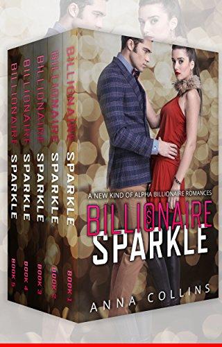 Billionaire Romance Series: Billionaire Sparkle Mega Box Set: The Alpha Billionaire Romance Complete Series (4 Full Box Sets Included) by [Collins, Anna]