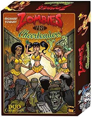 Matagot- Juego de Cartas Zombies vs. Cheerleaders (Asmodee): Amazon.es: Juguetes y juegos