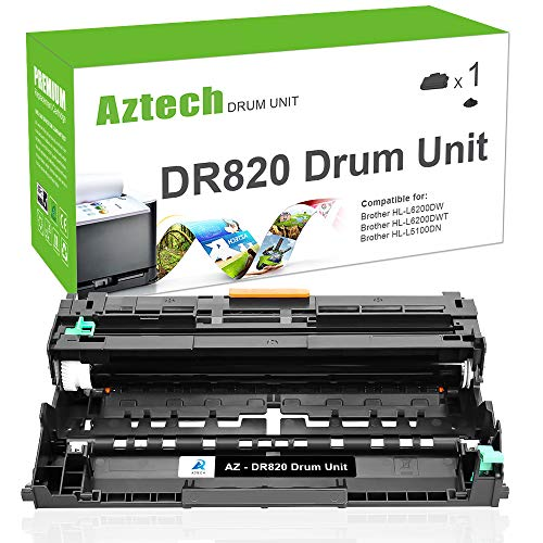 1 PK DR820 Drum Unit For Brother MFC-L5700DW MFC-L6700DW MFC-L6750DW MFC-L6800DW
