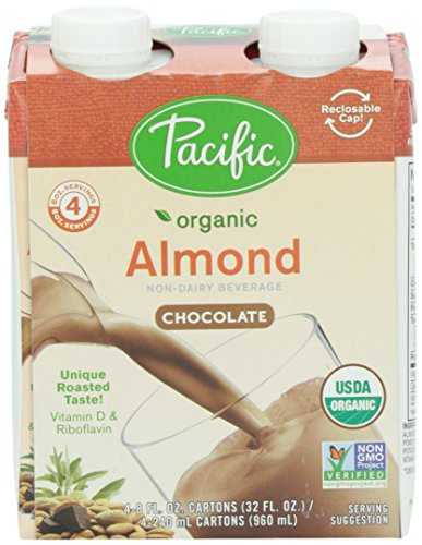natural almond milk - 7