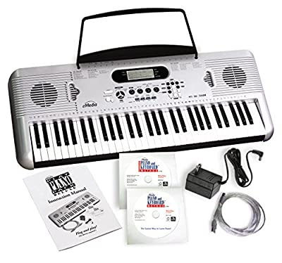eMedia Play Piano Pack Deluxe with 450 Interactive Keyboard Lessons