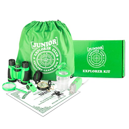 Outdoor Exploration Gift Kit, Bug Catcher Kit for