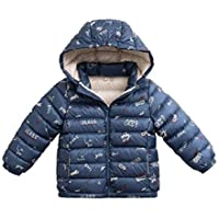 d0392ec1e marc janie Baby Boys Girls Kids' Outerwear Ultra Light Down Jacket With  Removable Hood