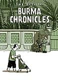 """""""Burma Chronicles"""" av Guy Delisle"""