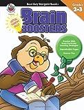 Brain Boosters, Grades 2-3, Frank Schaffer, 0768235324