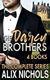 The Darcy Brothers - A Complete Series Box Set
