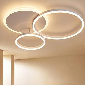 techo de luz moderno Lámpara anillo de Diseño regulable de deroBWQxC