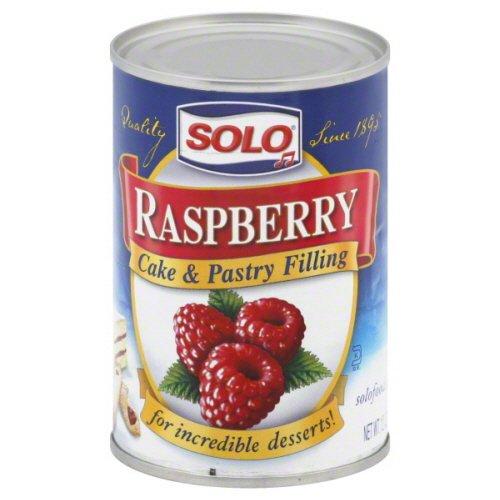 Filling Raspberry Pie - Solo Filling Raspberry