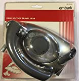Embark, Travel Iron, dual 120/240 voltage for foreign countries