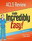 img - for ACLS Review Made Incredibly Easy (Incredibly Easy! Series ) book / textbook / text book