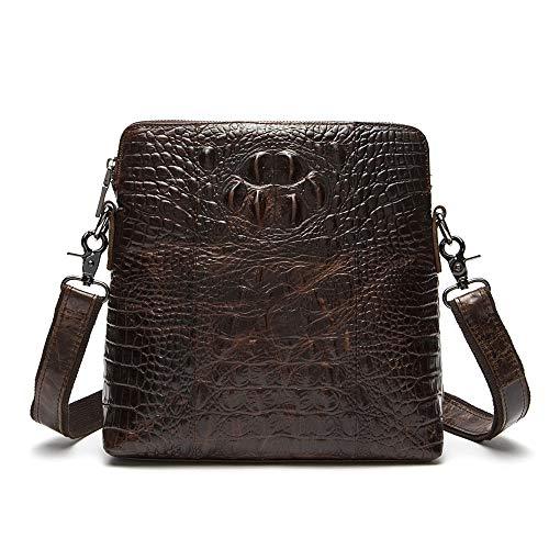 Retro Work Strap Adjustable Classic Bag And Crossbody Briefcase Vintage Jxth Day Leather Messenger Men's For Shoulder School Satchel dFwZqxa6