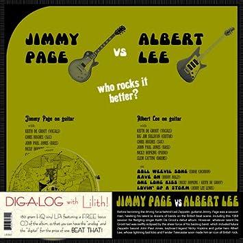 jimmy page albert lee jimmy page vs albert lee who rocks it