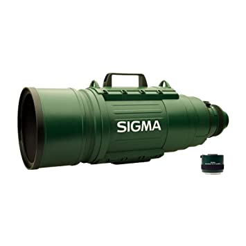 Sigma 200-500mm f/2 8 APO EX DG Ultra-Telephoto Zoom Lens for Nikon DSLR  Cameras