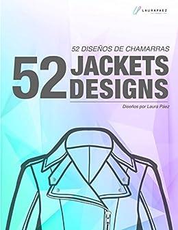 52 diseños de chaquetas: Dibujos planos de chaquetas para ...