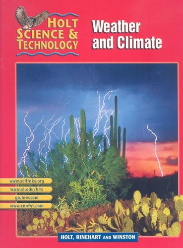 Weather and Climate (Holt Science & Technology, Short Course I)