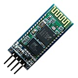 Atomic Market HC-06 Bluetooth Serial Pass-Through Module Wireless Serial Communication Compatible with Arduino
