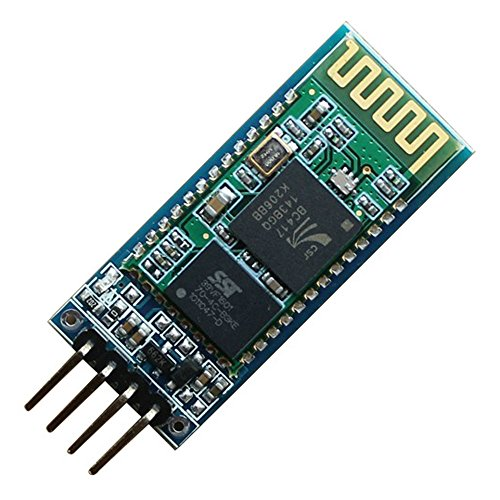 - HC-06 Bluetooth Serial Pass-Through Module Wireless Serial Communication Compatible With Arduino by Atomic Market