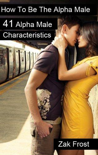 Alpha male characteristics