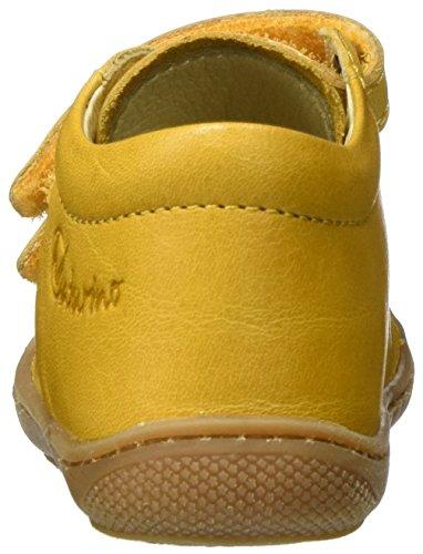 Naturino Unisex Baby 3972 VL Sneaker Gelb (Gelb)