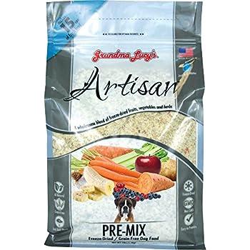 Grandma Lucy's Artisan Grain-Free Premix Dog Food, 3-Pound Bag