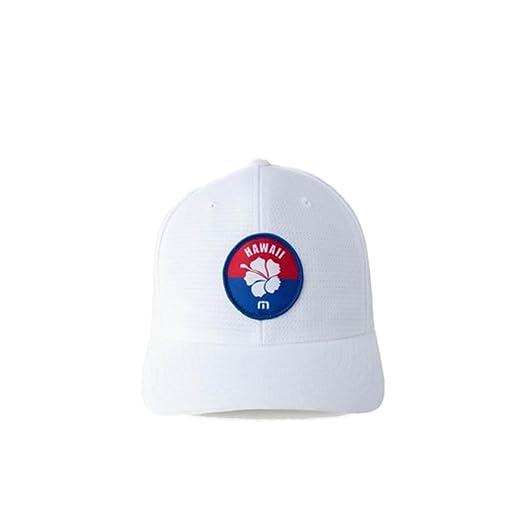 separation shoes 50412 d4a18 ... sale travis mathew paradise hawaii fitted hat white s m 029d0 cef13