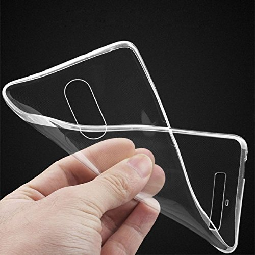 OffersOnly Transparent Back Cover for Xiaomi Redmi Note 4
