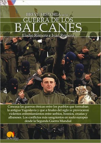 Resultado de imagen de breve historia de la guerra de los balcanes