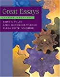 img - for Great Essays, Second Edition book / textbook / text book
