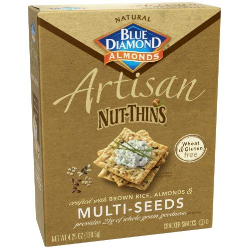 Artisan Cracker Snacks (Pack of 24) by Generic (Image #1)