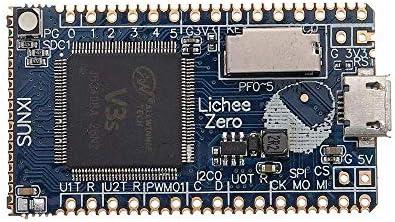 ZT-TTHG ミニPC Licheeパイゼロ1.2GHzののCortex-A7 512メガビットDDRコアボード開発ボード木工ツール