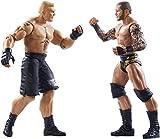 WWE SummerSlam Brock Lesnar & Randy Orton Action Figure (2 Pack)