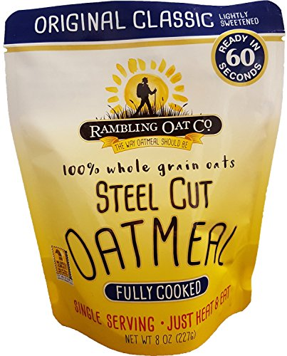 Fully Cooked Steel Cut Oatmeal (Original)