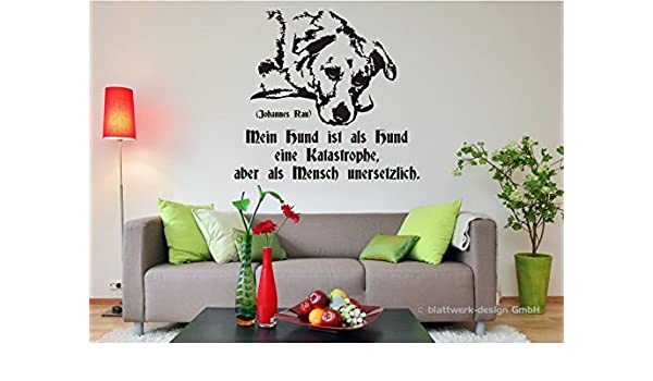WandTattoo – Mi perro es como perro un Desastre, pero como humanos ...