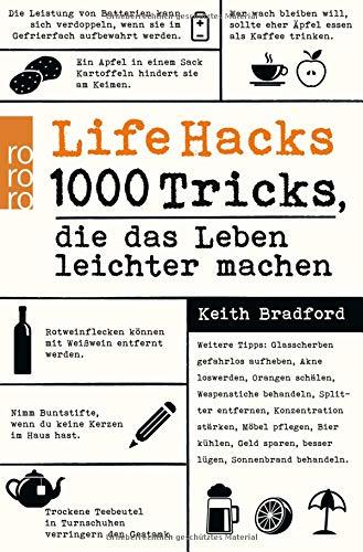 Life Hacks  1000 Tricks Die Das Leben Leichter Machen