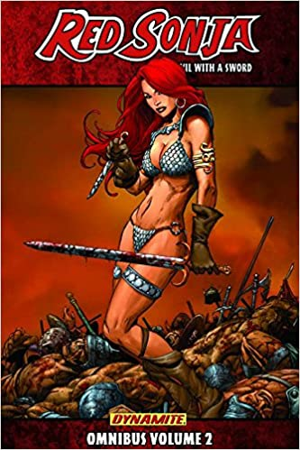 Libros Gratis Descargar Red Sonja: She-devil With A Sword Omnibus Volume 2 PDF