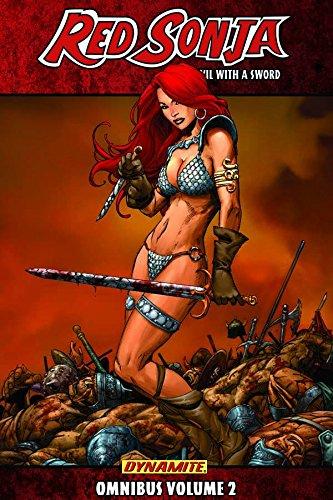 Read Online Red Sonja: She-Devil with a Sword Omnibus Volume 2 (Red Sonja Omnibus) pdf
