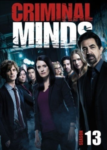DVD : Criminal Minds: The Thirteenth Season