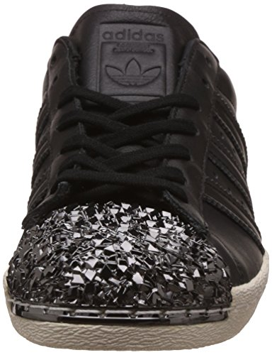 Mode 3d Metal Adidas 80's Noir Baskets Toe Femme Superstar 1E1B0wqf