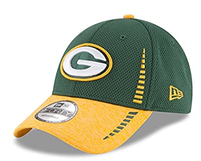 "Green Bay Packers New Era 9Forty NFL ""Speed Tech 2"" Performance Adjustable Hat by New Era"