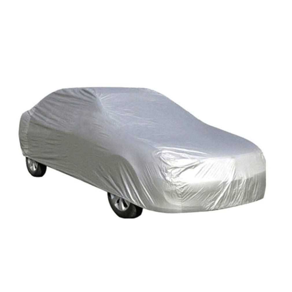 yunhou Universal Fully Waterproof Scratch Proof Durable Car Cover Resistant Outdoor UV Protection Full Car Covers (Sedan) yunhou Network technology Ltd