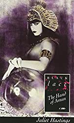 The Hand Of Amun (Black Lace)