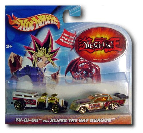Hot Wheels Yu-Gi-Oh! Makyura The Destructor (Wheels Cars Hot Stickers)