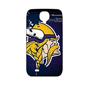 ANGLC minnesota vikings logo profiles (3D)Phone Case for Samsung Galaxy s4